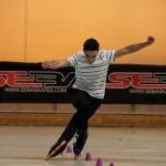 astro roller skating
